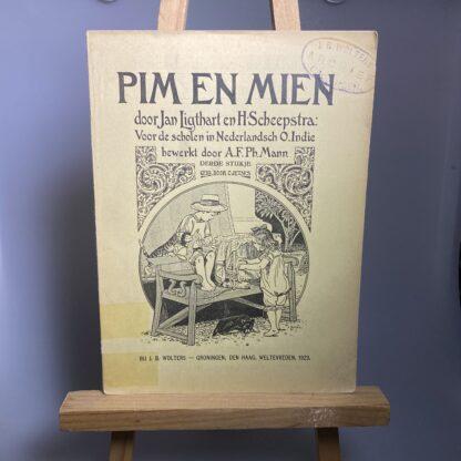 Pim en Mien voor de scholen van Nederlands Oost-Indië 1923