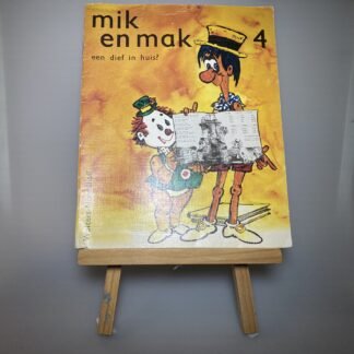 leesboekje Mik en Mak