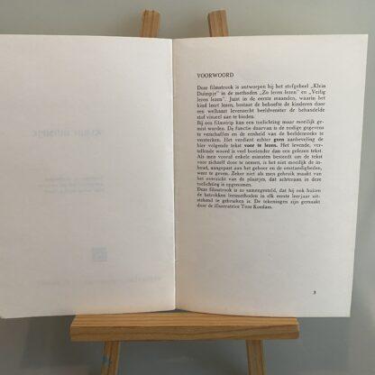 Tekstboekje Klein Duimpje