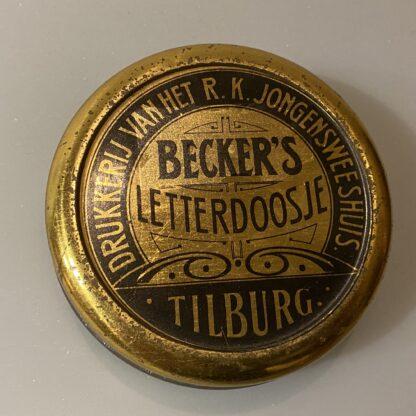 Letterdoosje Becker's