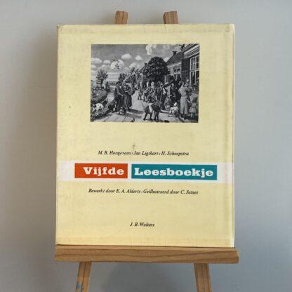 Vijfde Leesboekje M B Hoogeveen