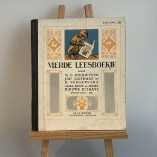 Vierde Leesboekje M B Hoogeveen