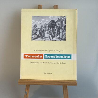 Tweede Leesboekje M B Hoogeveen