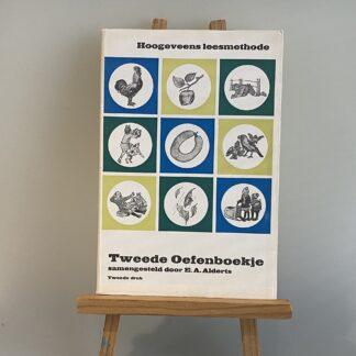 Oefenboekje Hoogeveens leesmethode