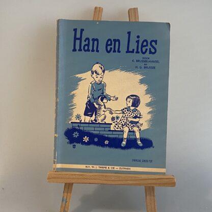 Leesboekje Han en Lies